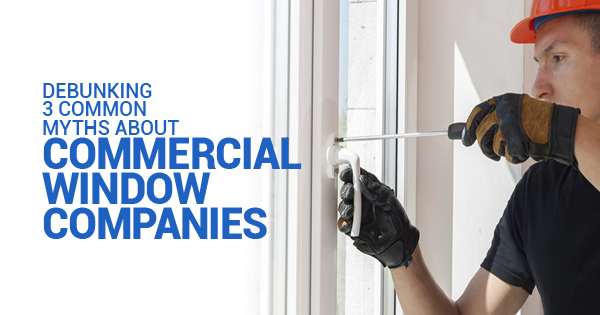 commercial window companies